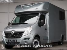Renault Master 2.3 dCi 3T5 Paardenwagen Pferdetransporter Horse truck Horsemobil A/C Cruise control