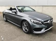 voiture cabriolet Mercedes