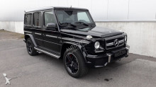 véhicule utilitaire Mercedes G63 AMG