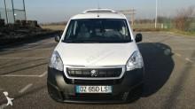 koelwagen laadbaktemperatuur boven het vriespunt Peugeot