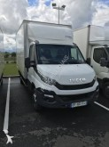 used large volume box van