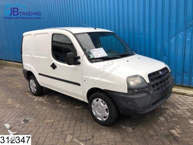 Fiat ? Doblo Cargo, Manual van