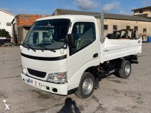 Toyota two-way side tipper van