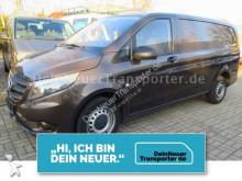 Mercedes Vito 111 CDI LANG|TÜV NEU|1.HAND|SCHECKHEFT|AHK|