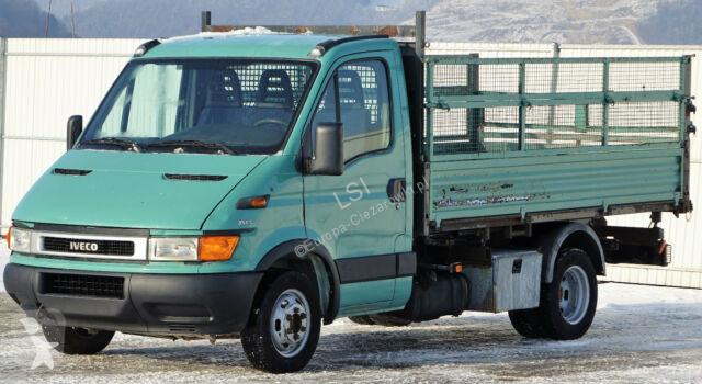 Pojazd dostawczy Iveco Daily 35C9 *3-Seiten Kipper 3,60m!