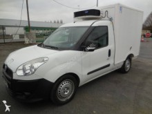 Fiat negative trailer body refrigerated van