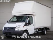 furgoneta caja gran volumen usada
