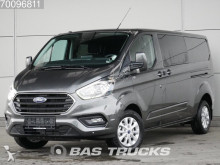 Ford Transit 2.0 TDCI DC 130PK Automaat Full Option Navi Camera L2H1 4m3 A/C Double cabin Towbar Cruise control