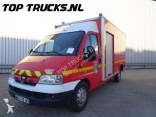 Peugeot Boxer 2,8 HDI, 4x4, Medische assistentie wagen