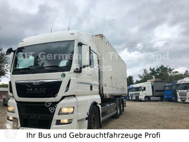 Used MAN chassis cab TGX 26 440 Euro 6 BDF 6x2 (480,460,400) 6x2 Diesel -  n°3068702