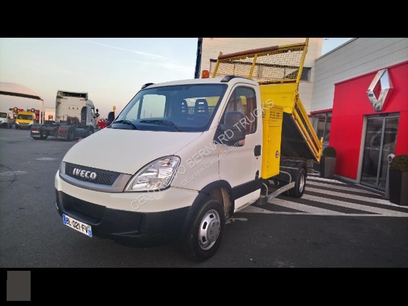 Véhicule utilitaire Iveco CCb 35C13 D Empattement 3450 BV5 Plus