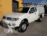 Mitsubishi L200 2.5 DI-D 136CV CLUB CAB.INVITE 4X4-OFFICINA MOBILE