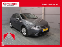 Seat Leon 1.6 TDI 111 pk Limited Edition II 5-drs. Leder/Navi/Climate/Cruise/Blue (Incl. BTW/BPM)