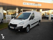 Peugeot positive trailer body refrigerated van