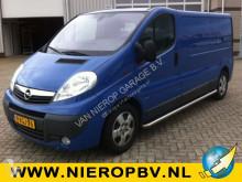 furgoneta caja gran volumen Opel