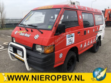 Furgoneta Mitsubishi L 300 2.5 TD 4WD LANG PV 4X4