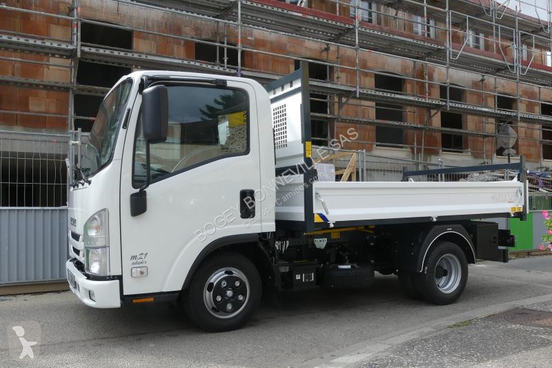 View images Isuzu M21 GROUND BENNE ARRIERE CABRETA GROUND (E-2480MM) van