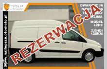 Peugeot Expert L2H2, gwarancja, nawigacja, klima