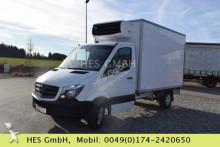 Mercedes 316 CDI Tiefkühlkoffer Carrier Fahr- und Standkü