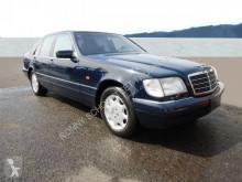 Mercedes S 500 Limousine S 500 Limousine, mehrfach VORHANDEN!