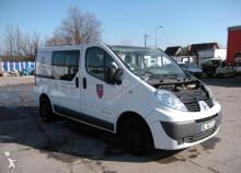 veículo utilitário Renault Trafic
