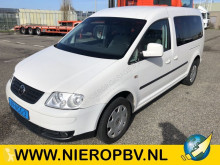 Volkswagen Caddy tdi invalide persoonvervoer airco
