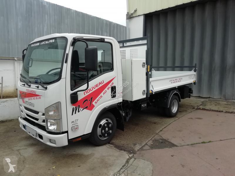 Bilder ansehen Isuzu NLR85 M21 ADAPTOR Transporter/Leicht-LKW
