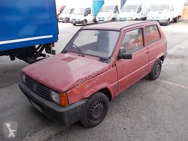 Voir les photos Véhicule utilitaire Fiat VAN