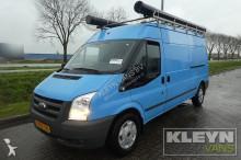 Ford Transit 350 L AMB. 1 lang/hoog, airco, 2x