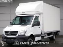 Mercedes Sprinter 513 CDI 130pk Bakwagen Laadklep Gesloten Laadbak 21m3 A/C Cruise control