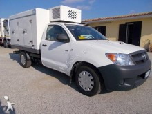 Toyota insulated refrigerated van