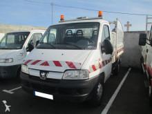 Peugeot standard tipper van