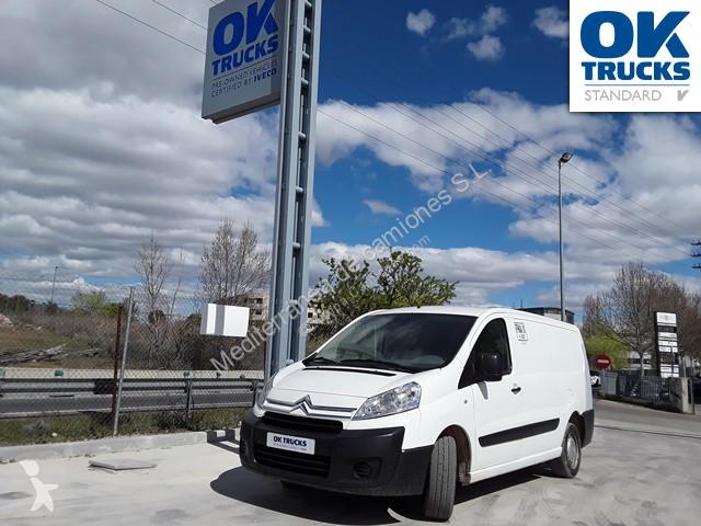 Ver las fotos Furgoneta Citroën Jumpy
