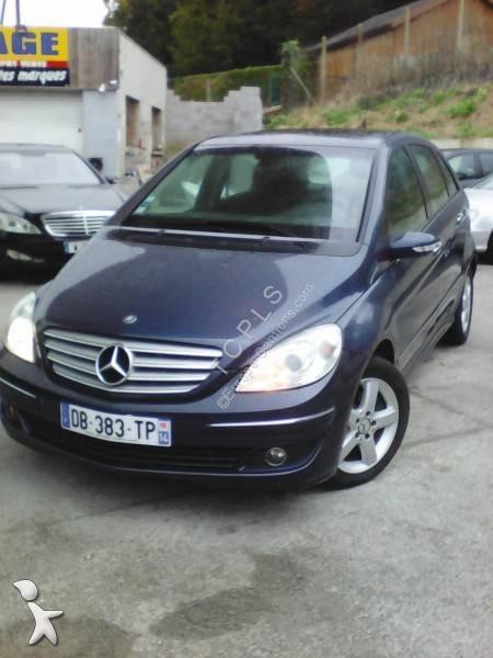 Voir les photos Véhicule utilitaire Mercedes Classe B 180 CDI