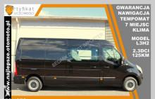 Renault Master brygadówka, 7 miejsc, doka, gwarancja, nawigacja, klima Transporter/Leicht-LKW