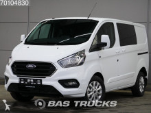 Ford Transit 2.0 TDCI DC Dubbele schuifdeur Automaat Limited L1H1 3m3 A/C Double cabin Towbar Cruise control