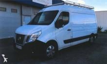 furgoneta furgón Nissan