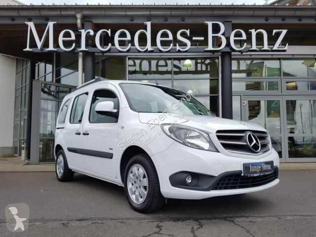 Voir les photos Véhicule utilitaire Mercedes Citan 109 CDI Tourer EDITION lang+KLIMA+BT+UB