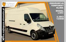 užitkové vozidlo Renault Master L3H3, gwarancja, tempomat, klima
