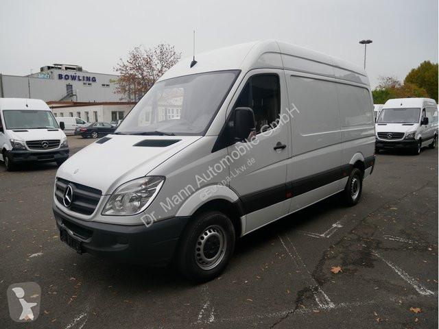Voir les photos Véhicule utilitaire Mercedes II Kasten 310 CDI hoch lang 3 Sitzer