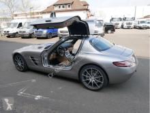 Mercedes SLS AMG Coupe Alubeam Schalensitze unfallfrei