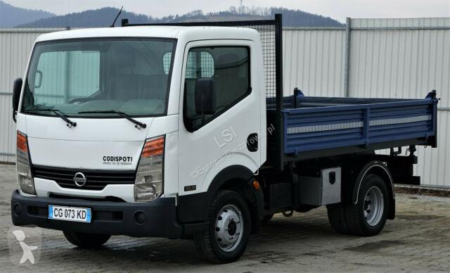 Pojazd dostawczy Nissan Cabstar 35.13 Dreiseitenkipper / Euro4