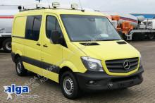 Mercedes 214 CDI Sprinter, Begleitfahrzeug m. Bett, BF3