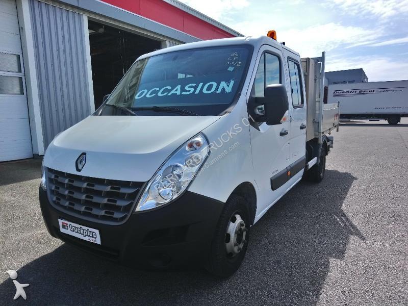 se bilderna Nyttofordon Renault CCb 150.35 7 Places + Benne