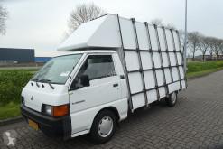 furgoneta furgón Mitsubishi