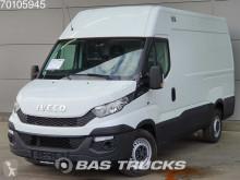 furgoneta caja gran volumen Iveco