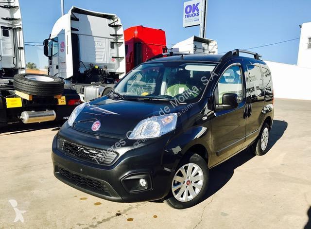 Voir les photos Véhicule utilitaire Fiat QUBO LOUNGE