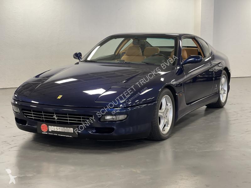 Voir les photos Véhicule utilitaire Ferrari 456 GT 456 GT Klima/el.Sitzv./R-CD/Leder/eFH.