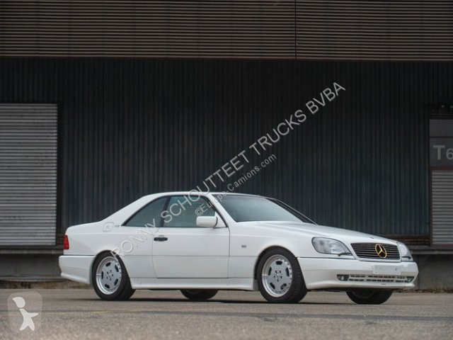 Voir les photos Véhicule utilitaire Mercedes S 600 Coupe S 600 Coupe, AMG, MEHRFACH VORHANDEN!