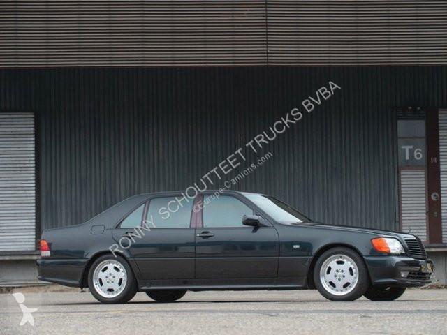 Voir les photos Véhicule utilitaire Mercedes S 600 AMG Limousine lang S 600 AMG Limousine lang,  mehrfach VORHANDEN!